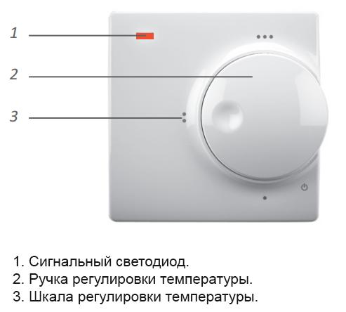 Терморегулятор гармонично